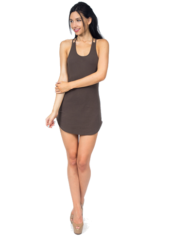 Adjustable Dress Front