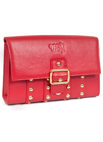 Purse Red Front